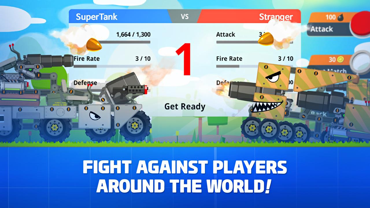 Super Tank Rumble 3.6.0 Screen 1