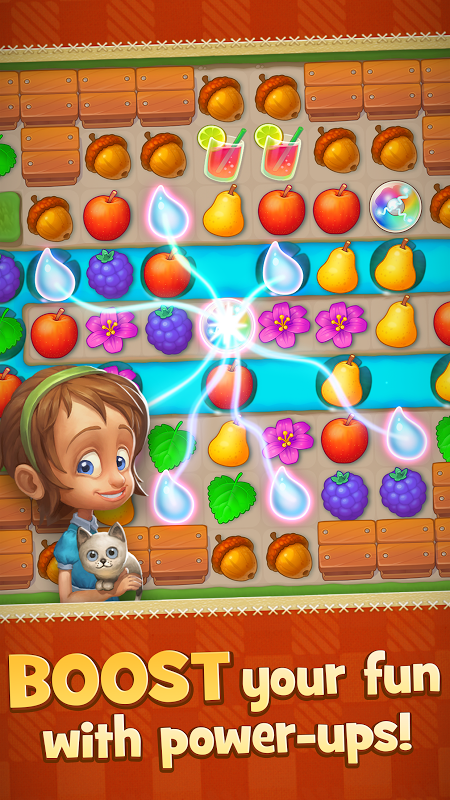 Android Gardenscapes Screen 11