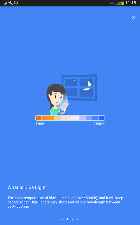 Blue Light Filter - Night Mode, Eye Care 1.4.2N Screen 10