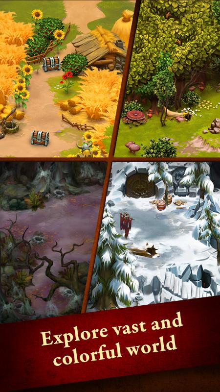 Guild of Heroes - fantasy RPG 1.48.10 Screen 5