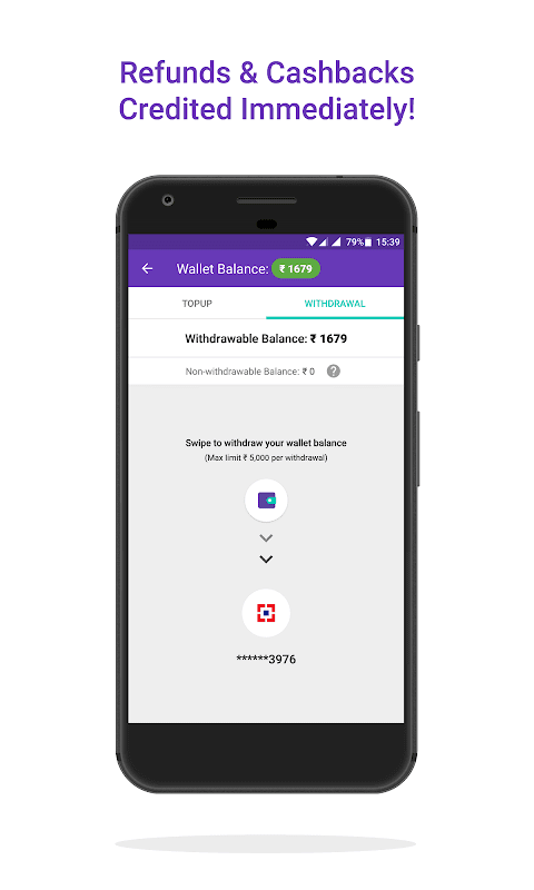 Android PhonePe – UPI Payments, Recharges & Money Transfer Screen 4