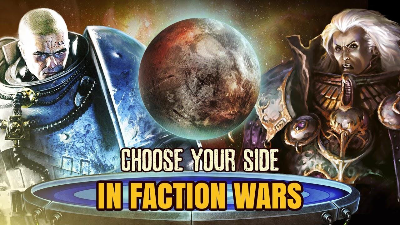 The Horus Heresy: Legions – TCG card battle game 1.2.4 Screen 4