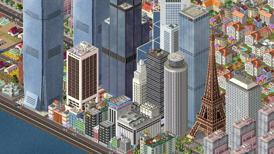 Android TheoTown City Simulation Screen 6