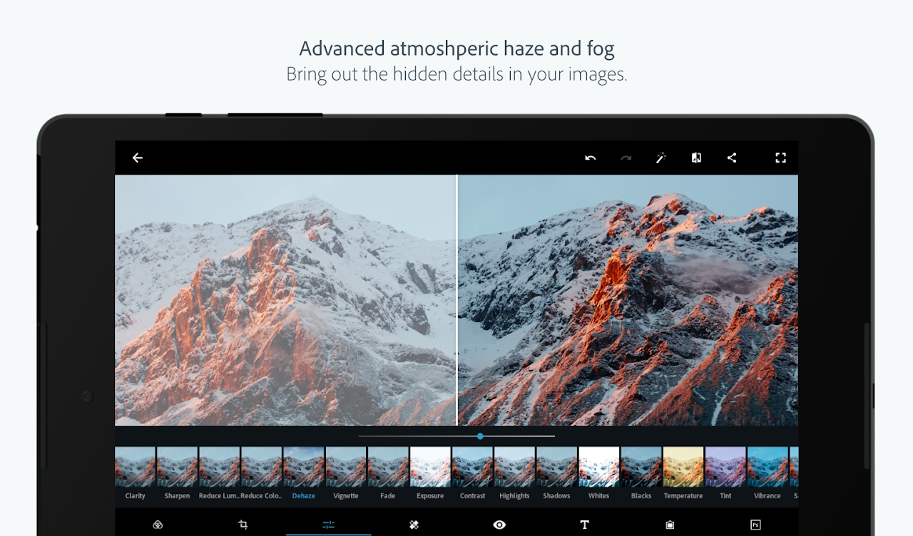 Adobe Photoshop Express:Photo Editor Collage Maker 5.8.561 Screen 10