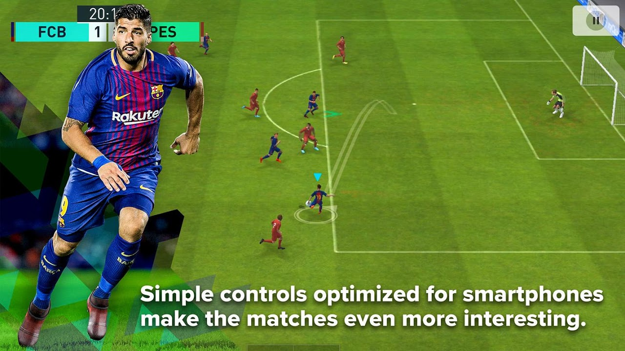 Android PES2017 -PRO EVOLUTION SOCCER- Screen 11