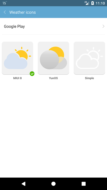 Weather Mate (Weather M8) 1.3.9 Screen 6