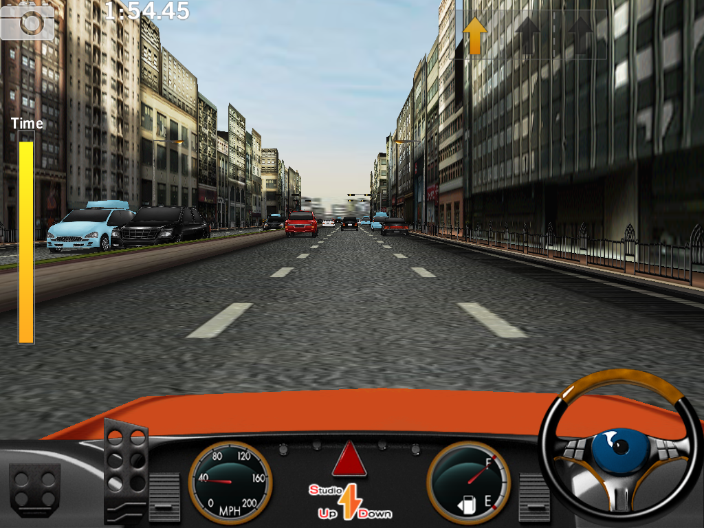 Dr. Driving 1.53 Screen 1