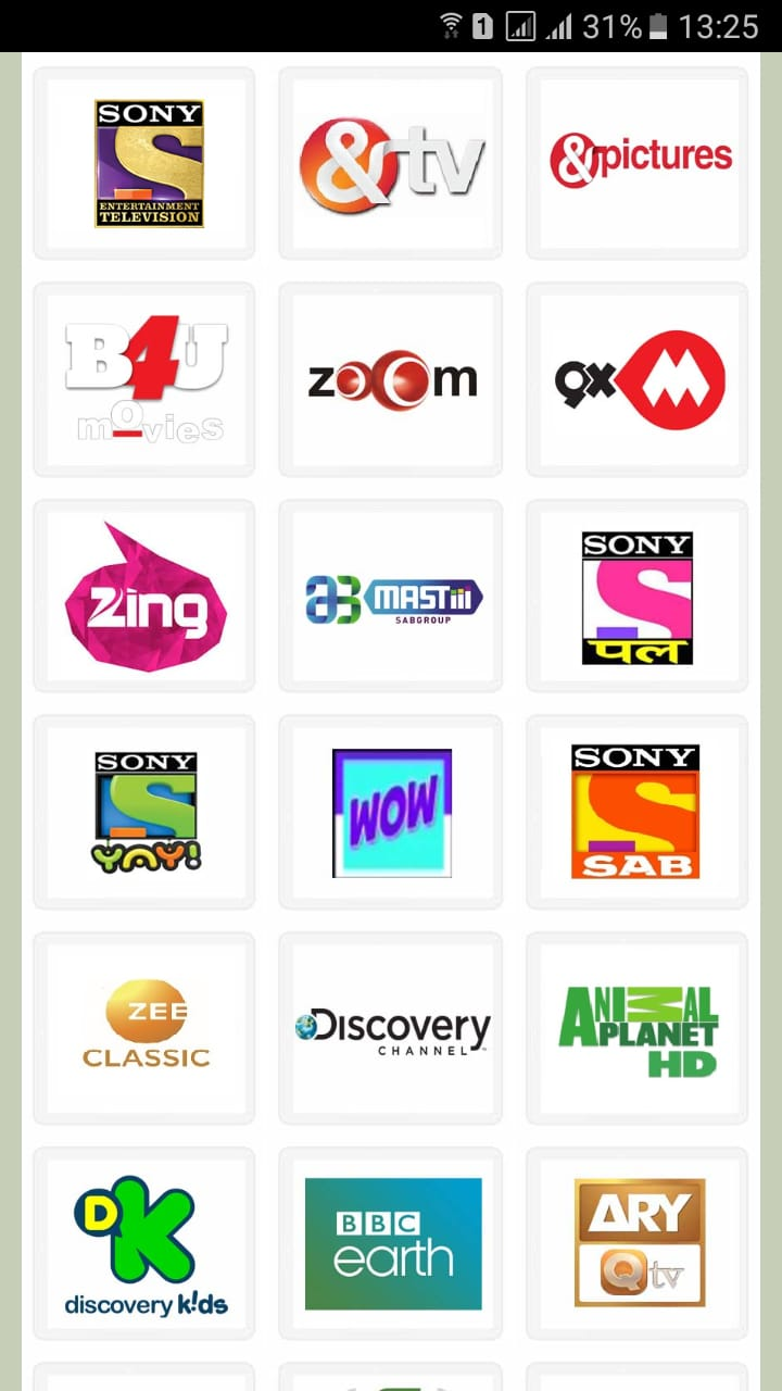 Live TV INDIA - Live TV HINDI APKs | Android APK