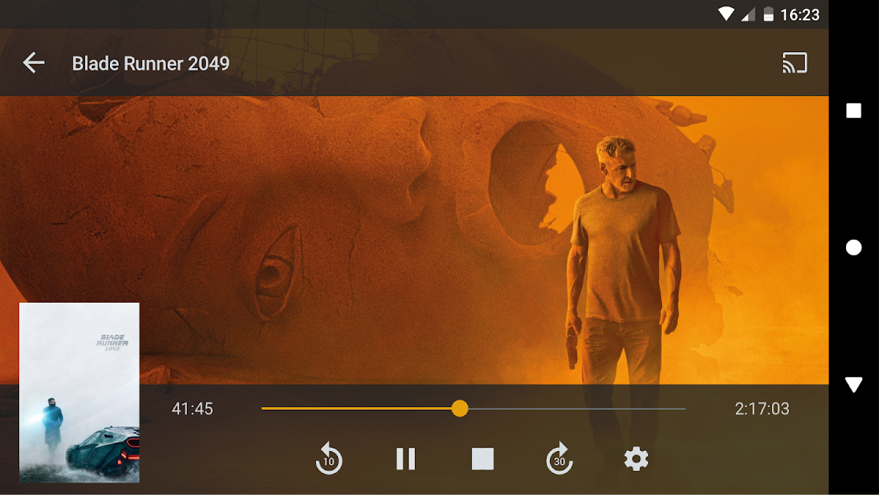 Android Plex Screen 14