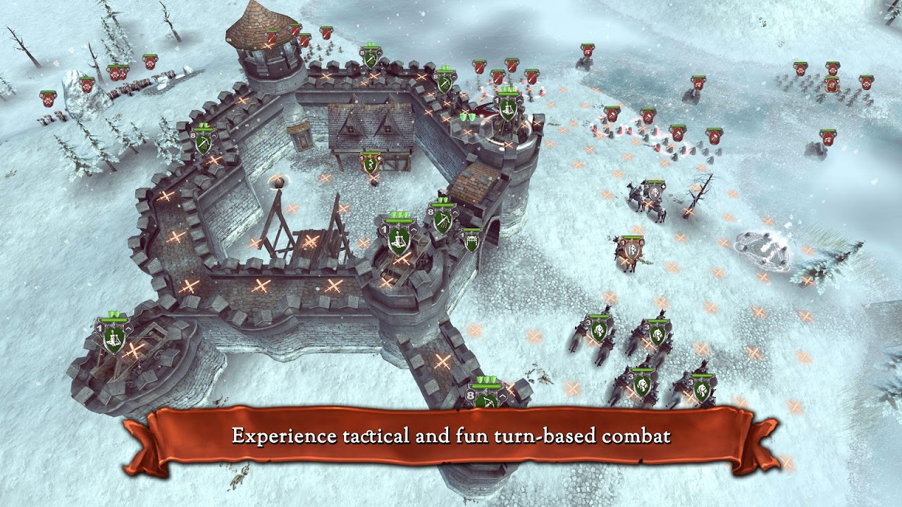 Android Hex Commander: Fantasy Heroes Screen 8