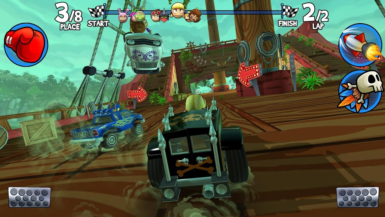 Android Beach Buggy Racing 2 Screen 2