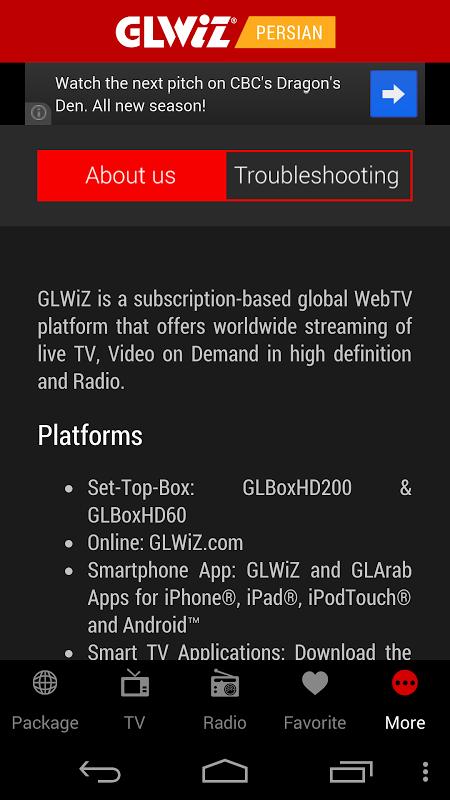GLWiZ 2 2 6 APK Download by Goldline Telemanagement Inc