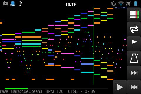 MIDI Voyager Karaoke Player 5.3.3 Screen 5