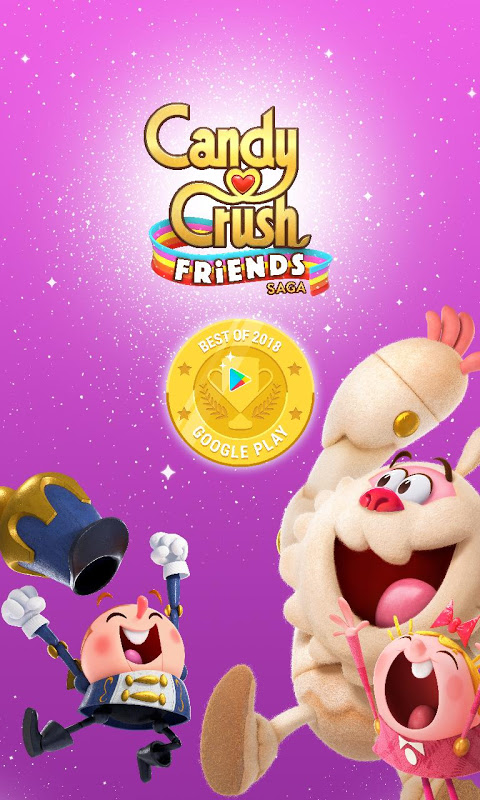 Candy Crush Friends Saga 1.18.10 Screen 18