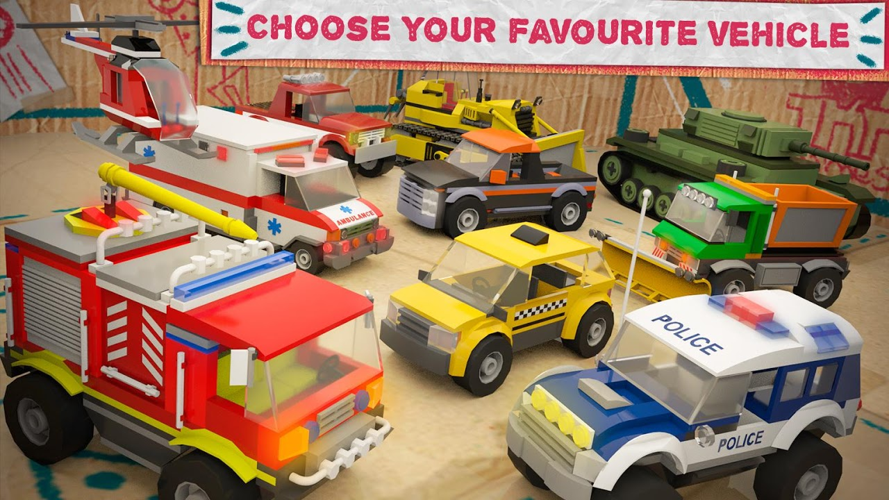 RC Racing Mini Machines - Armed Toy Cars 1.02 Screen 1