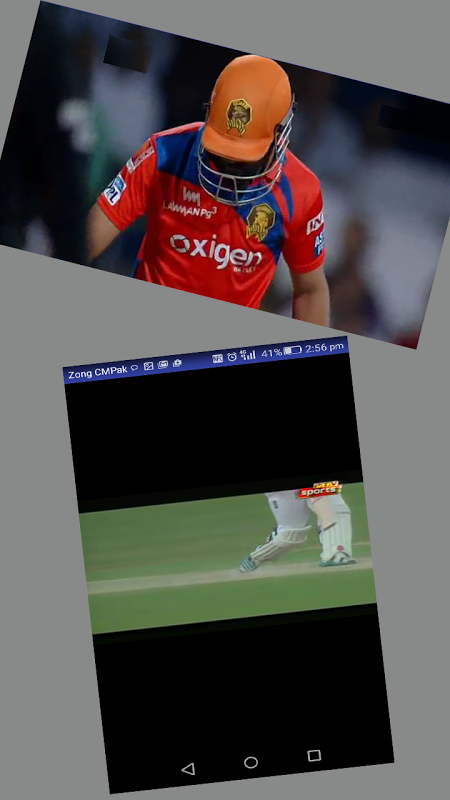 Android Live Sports TV HD Screen 2