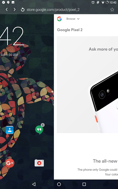 Android Lucid Launcher Pro Screen 6