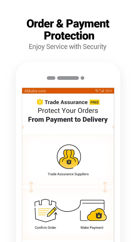 Alibaba.com - Leading online B2B Trade Marketplace 6.11.2 Screen 3