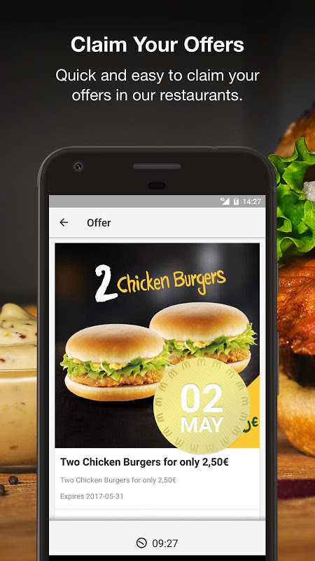 McDonald's 1 2 4 APK Download by McDonald's Apps | Android APK