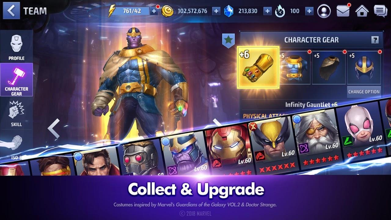 MARVEL Future Fight 4.7.1 Screen 4