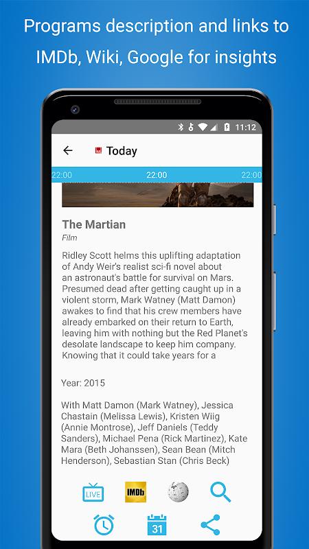 TV Guide+ 1.10.15 Screen 4