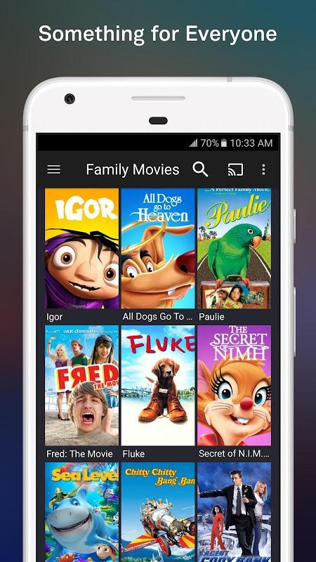 Tubi TV - Free Movies & TV 2.13.1 Screen 1