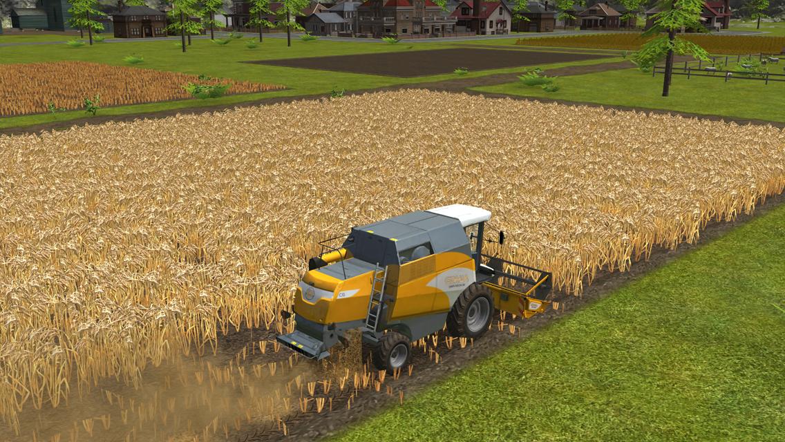 Android Farming Simulator 16 Screen 6