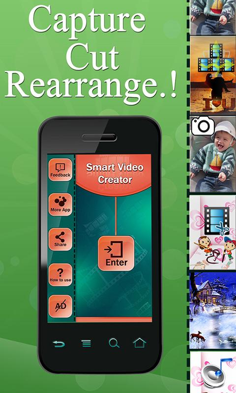 Android Smart Video Creator Screen 5