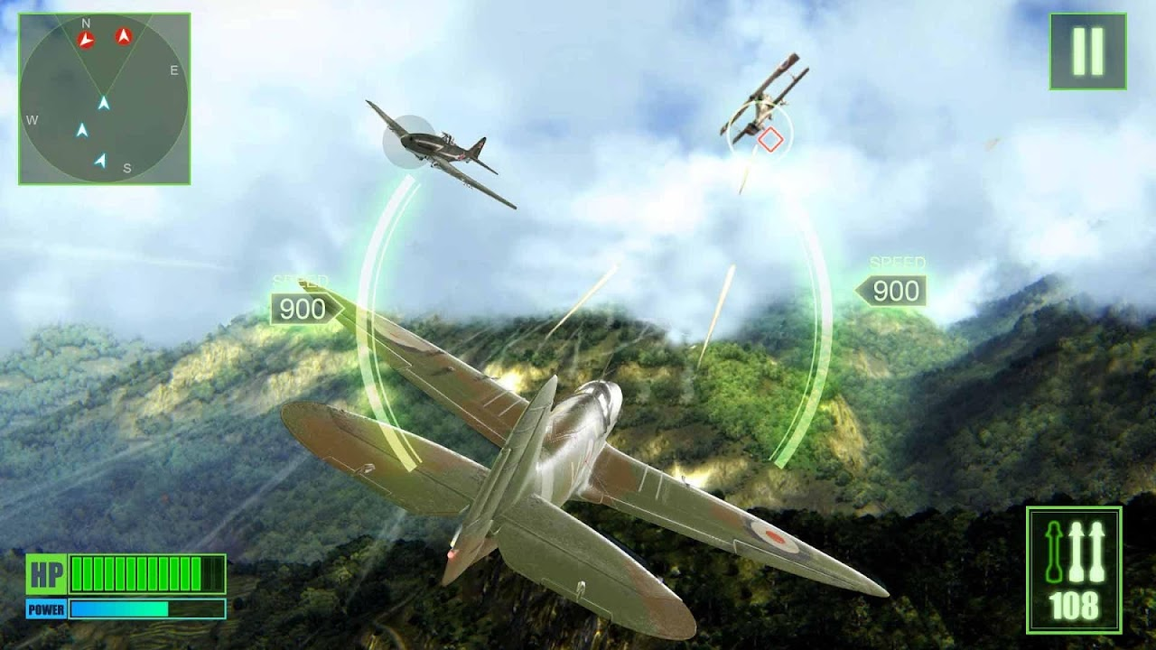 Frontline Warplanes 1.1.0 Screen 4