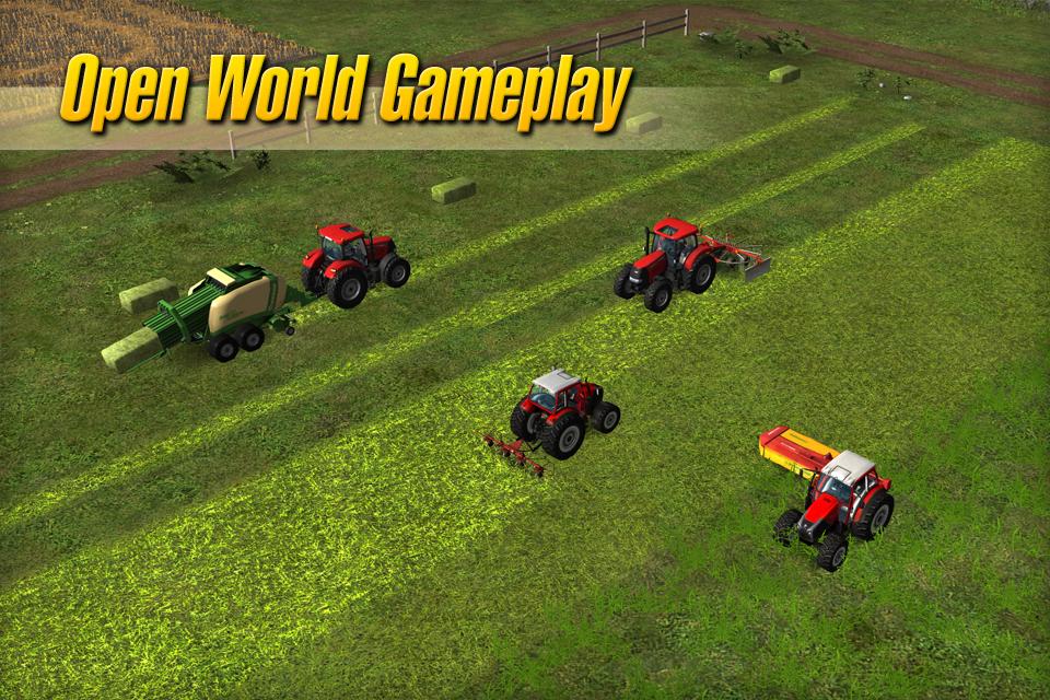 Farming Simulator 14 1.4.8 Screen 12