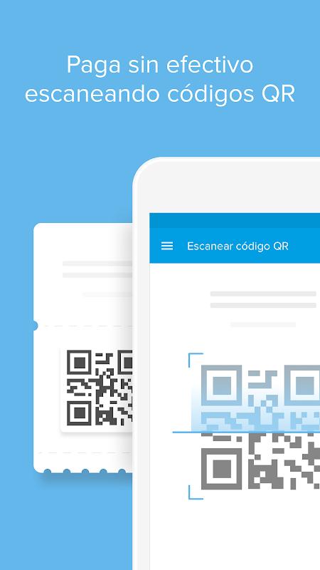 Android Mercado Pago: recargar saldo y pagar cuentas Screen 2