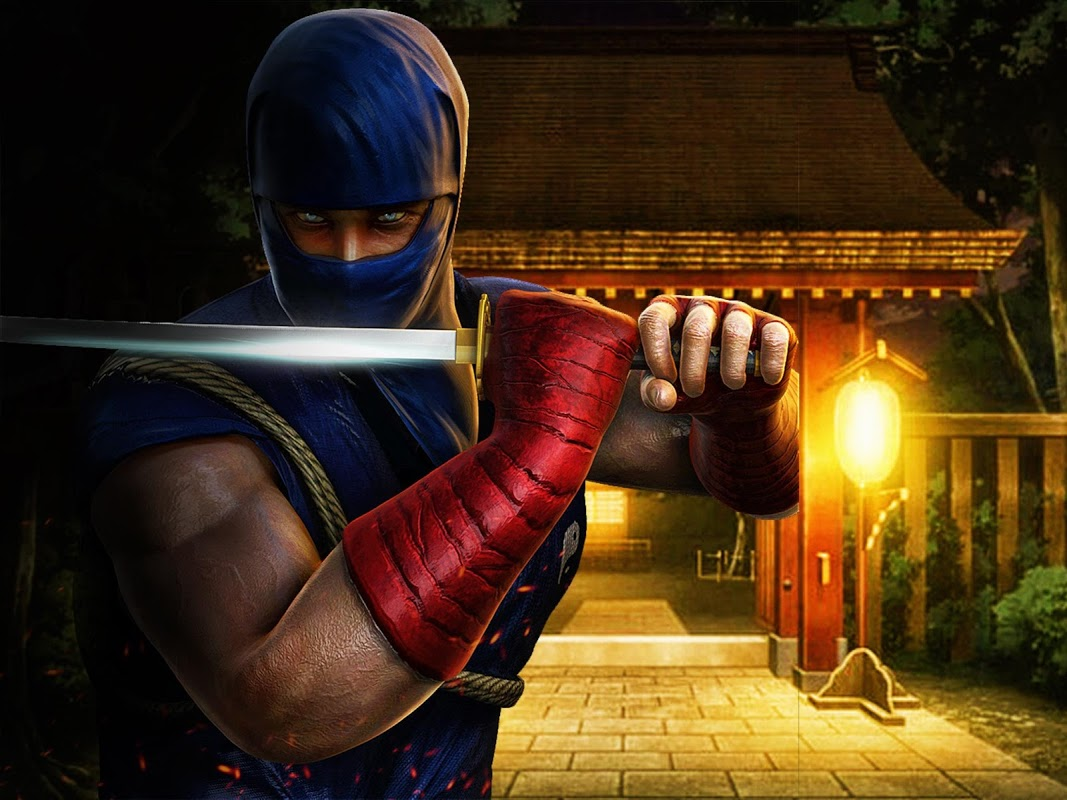 Android Ninja Fighting Spree Screen 15