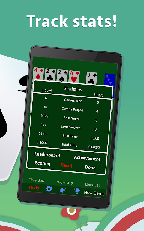 Solitaire 3.5.1.3 Screen 9