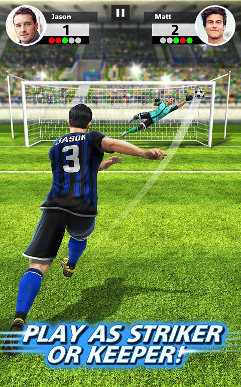 Football Strike - Multiplayer Soccer 1.10.0 Screen 3