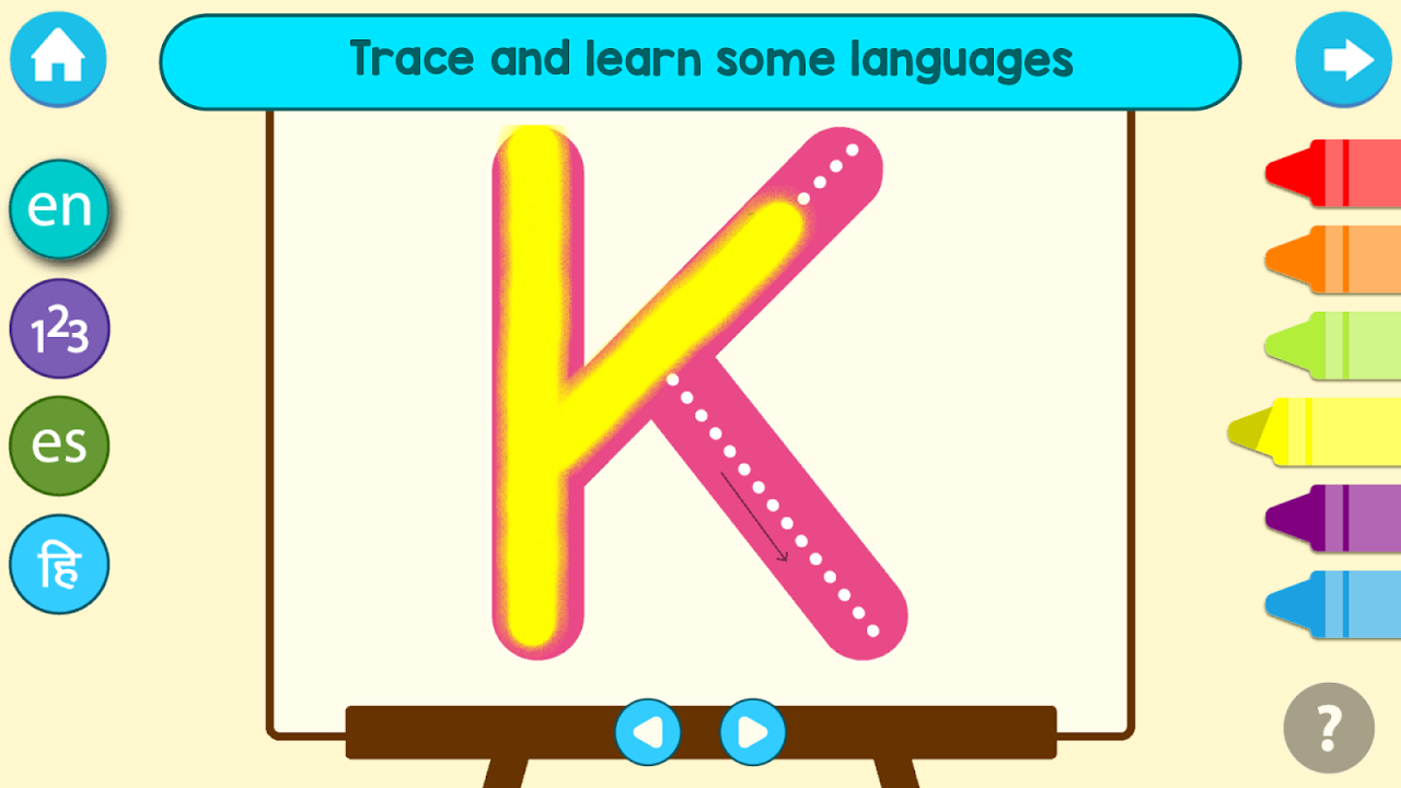 Android Kindergarten Kids Learning : Educational Games Screen 9