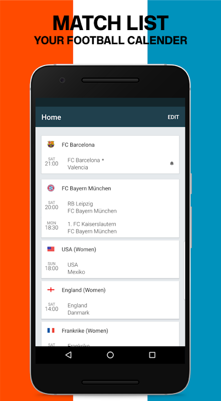 Forza Football - Live Scores & Football Updates 4.3.11 Screen 5