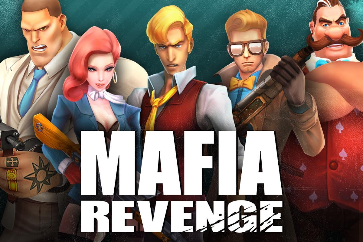 Android Mafia Revenge - Real-Time PvP Screen 4