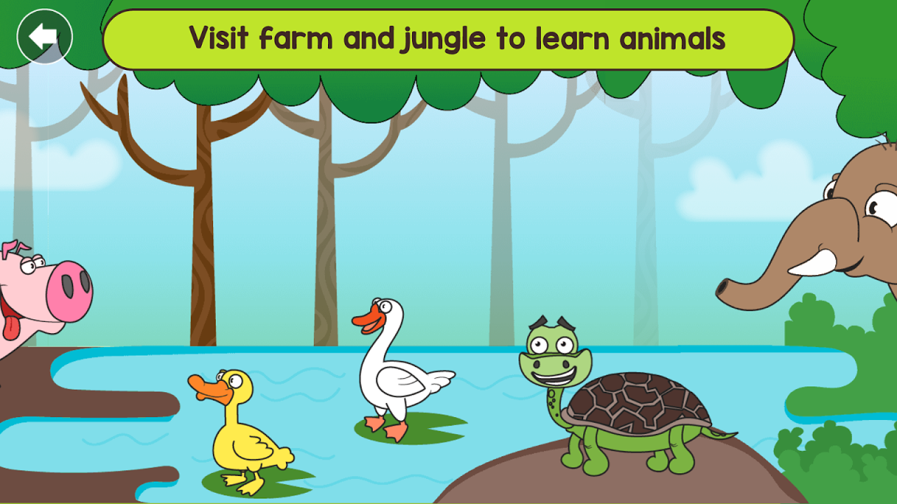 Android Kindergarten Kids Learning : Educational Games Screen 8