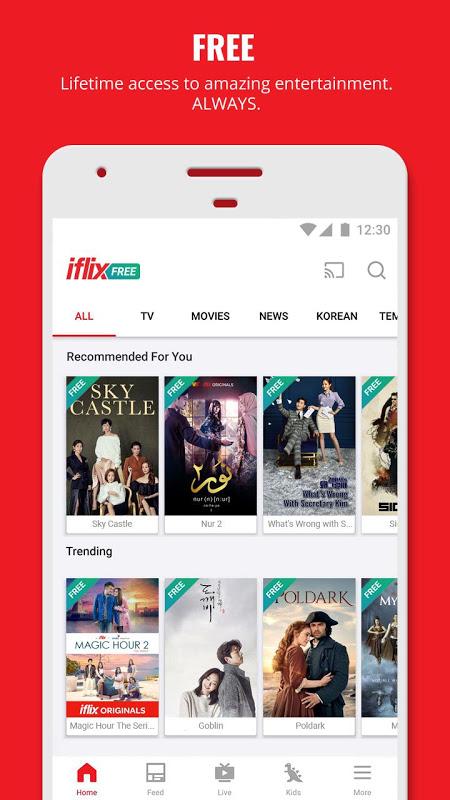 iflix 3.33.0-17978 Screen 9