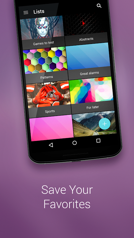 Android ZEDGEä‹¢ Ringtones & Wallpapers Screen 5