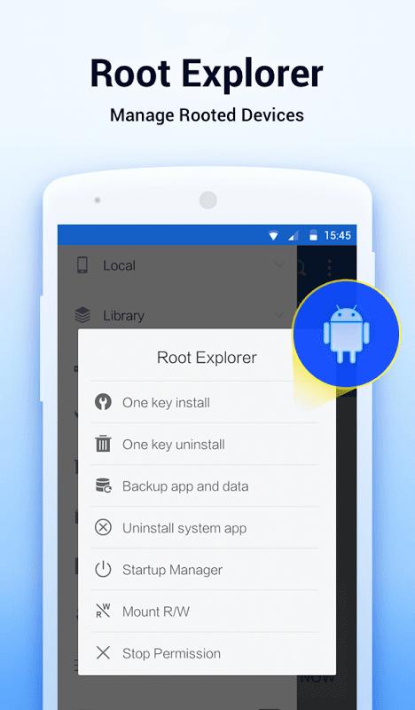ES File Explorer/Manager PRO 4.1.7.1.4 Screen 16