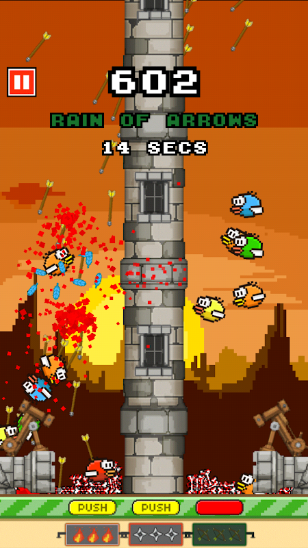 Android Flappy Crush Screen 4