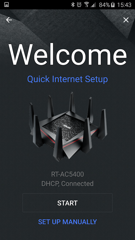 ASUS Router 1.0.0.5.5 Screen 7
