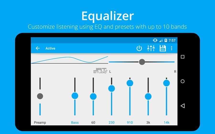 Android Rocket Player Premium Audio Screen 7