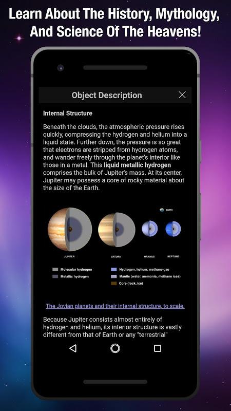 SkySafari 5 5.4.0.0 Screen 4