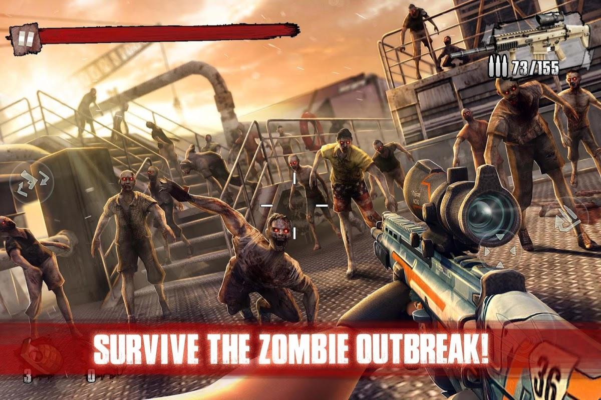 Zombie Frontier 3-Shoot Target 2.14 Screen 3