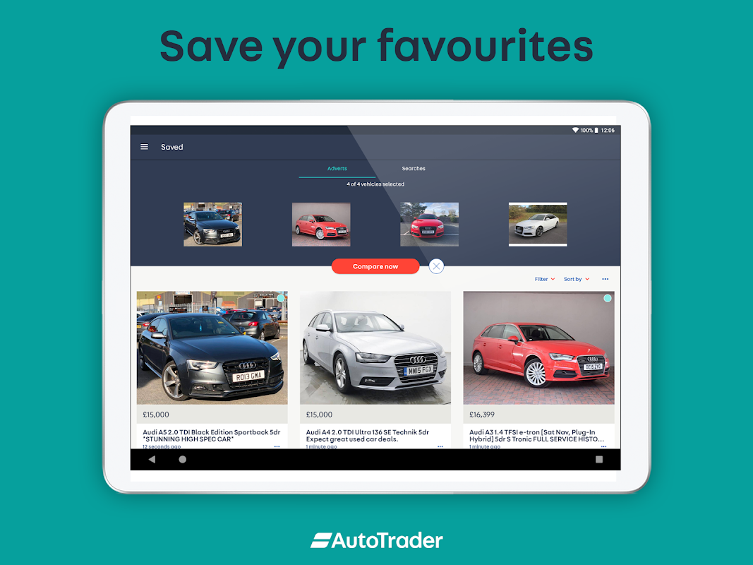 Android Auto Trader - Buy, sell and value new & used cars Screen 8