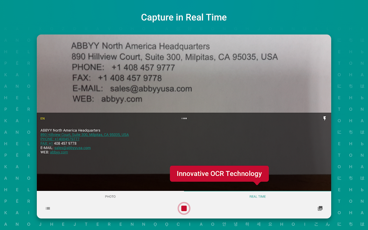 TextGrabber Offline Scan & Translate Photo to Text 2.5.3.3 Screen 5
