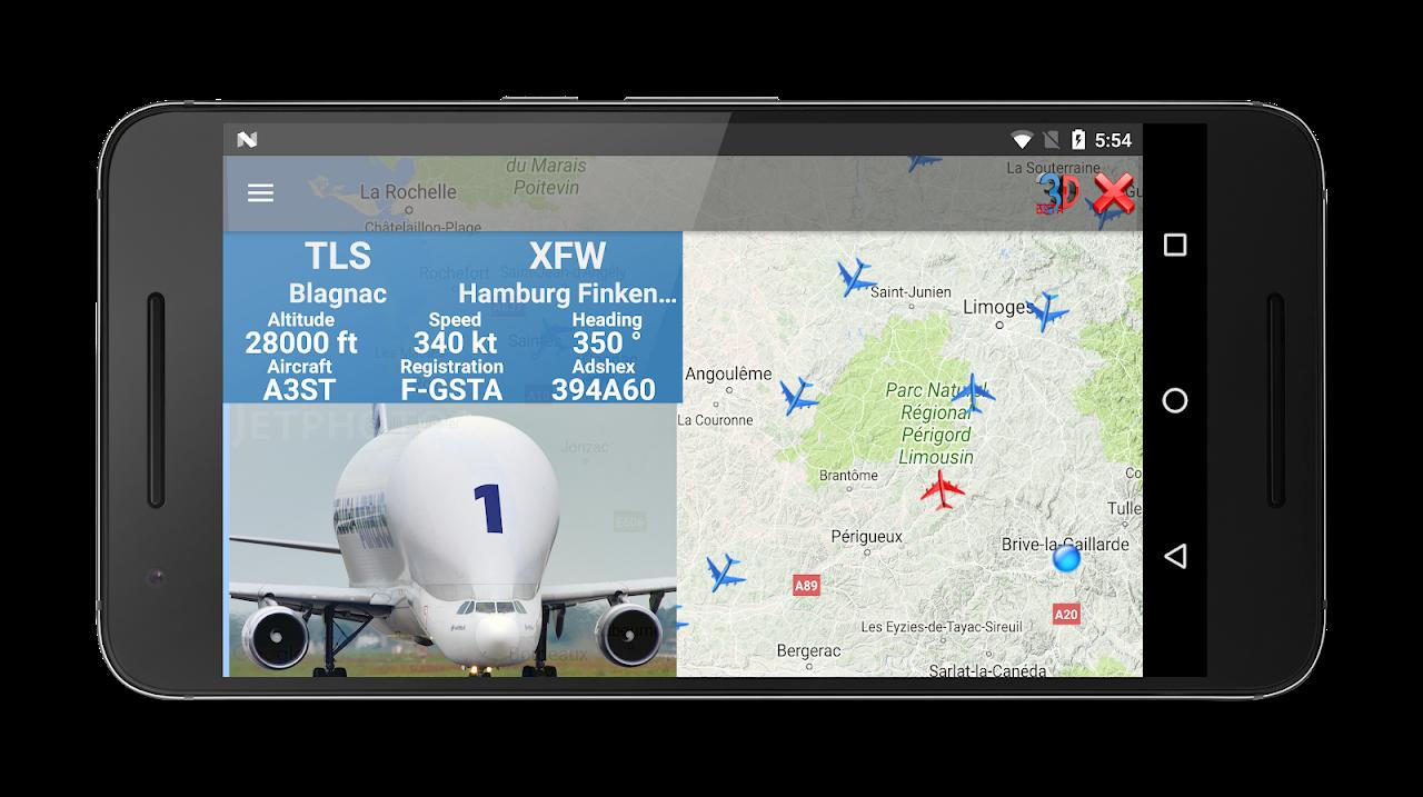 Air Traffic 5.3 Screen 10