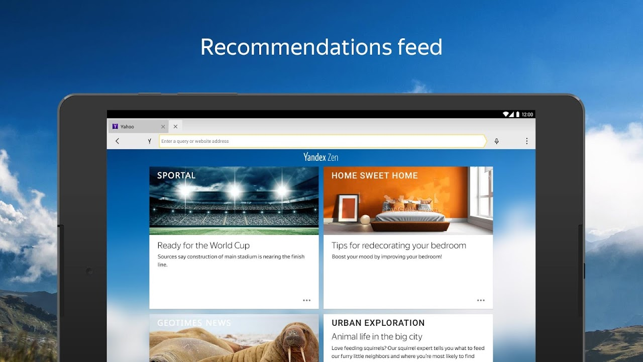Yandex Browser with Protect 18.10.2.113 Screen 6